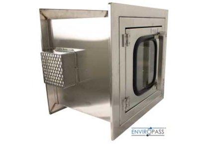 ENIVROPASS Ventilated Pass-Through Rear View