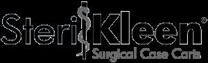 SterilKleen® monochrome logo for link to sterilkleen.com site
