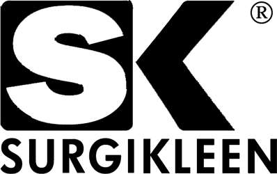 Surgikleen-black-and-white-logo-with-registered-traademark