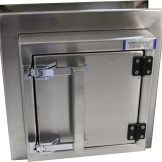 EnviroPass® standard pass through solid door category