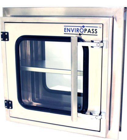 ENVIROPASS® Standard Safety Glass Pass-Through Cabinet